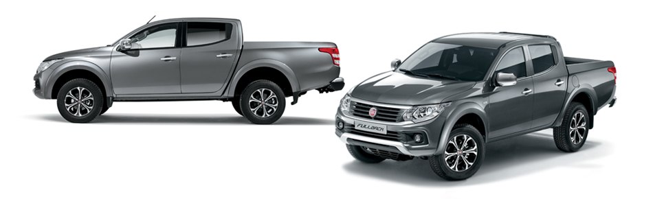 Fiat Fullback Pick-Up
