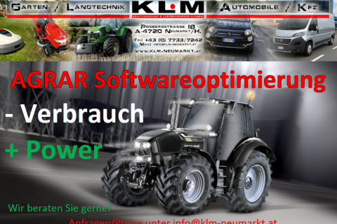 Agrar Softwareoptimierung